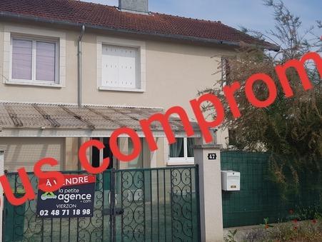 vente maison VIERZON 59 000€