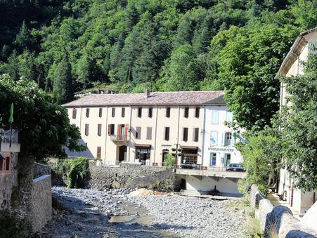 vente maison Valleraugue