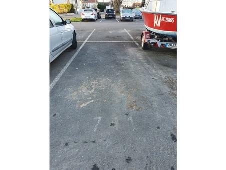 vente parking Arcachon
