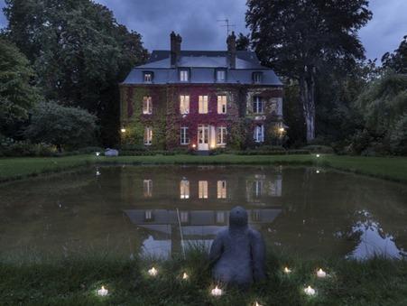 vente chateau Deauville