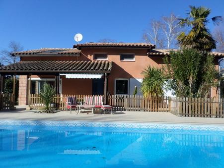 vente maison Fontenilles  580 000€