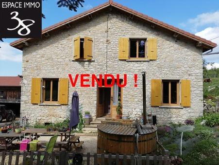 vente maison Saint-jean-en-royans
