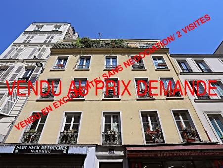 Photo annonce Appartement Paris 18eme arrondis