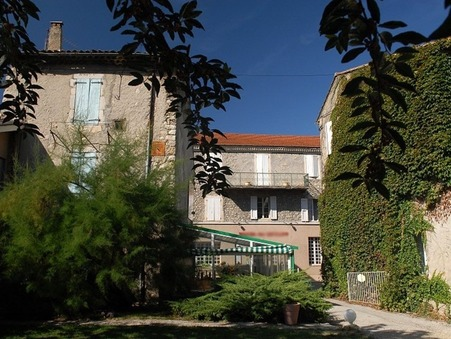 vente immeuble Luc en diois