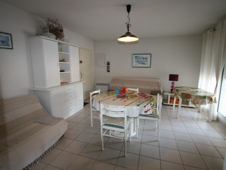 location appartement Valras plage