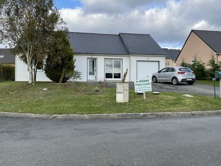 vente maison LA CHAPELLE D'ANDAINE  131 250€
