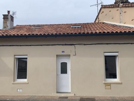 vente maison Saubens