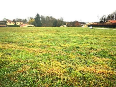 vente terrain Saint-clar-de-rivière