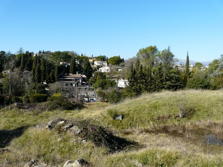 vente terrain Valbonne