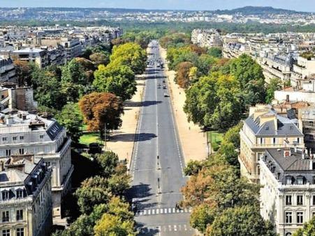 vente maison Paris 16ème