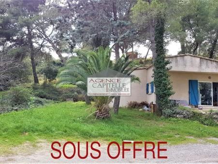 vente maison Poussan