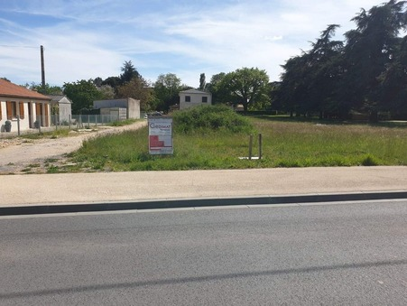 vente terrain Poitiers