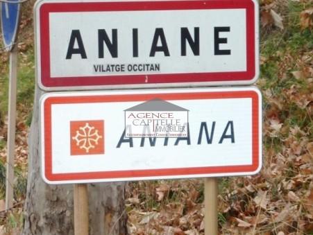 vente terrain Aniane
