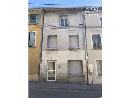 vente immeuble Beaurepaire  178 500€