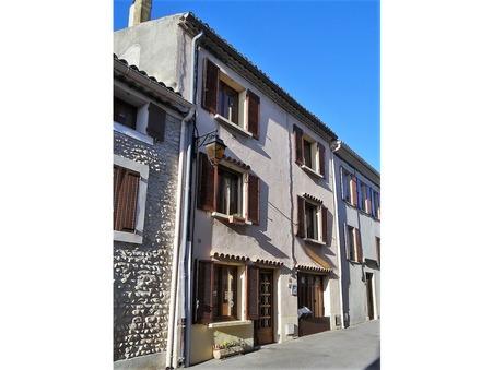 vente maison St maurice sur eygues