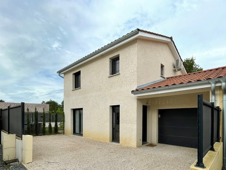 vente maison toussieux