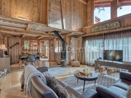 vente maison Megeve