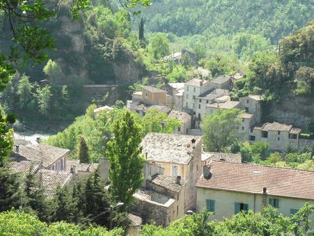 vente terrain Roquestéron