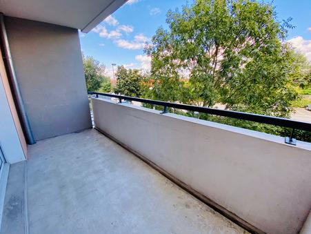 vente appartement Roques