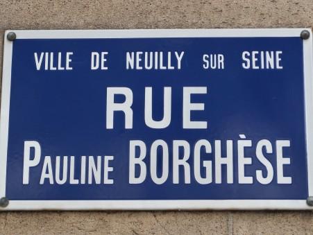 vente maison Neuilly sur seine