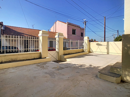 vente maison Marseille 14e arrondissement