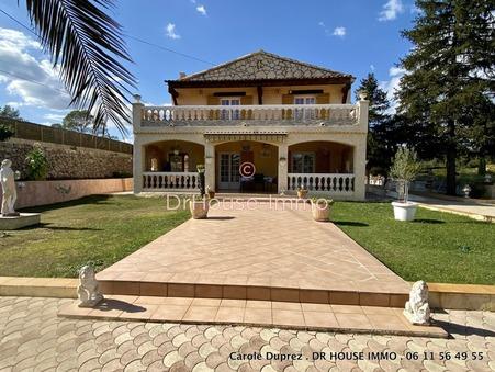 vente maison Lorgues
