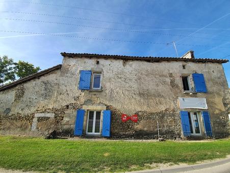vente maison Voulgézac