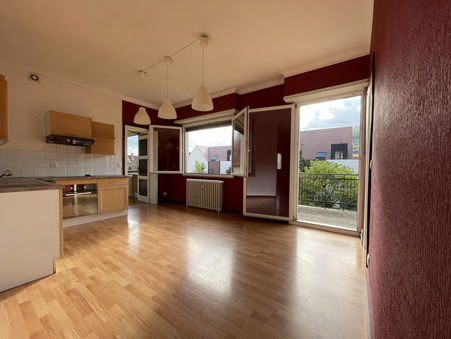 vente appartement Chatenois