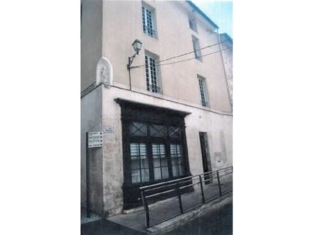 vente immeuble Carpentras