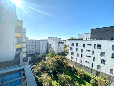 vente appartement La plaine saint denis