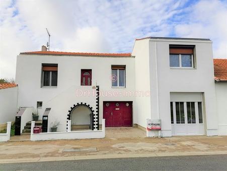 vente maison Paulx