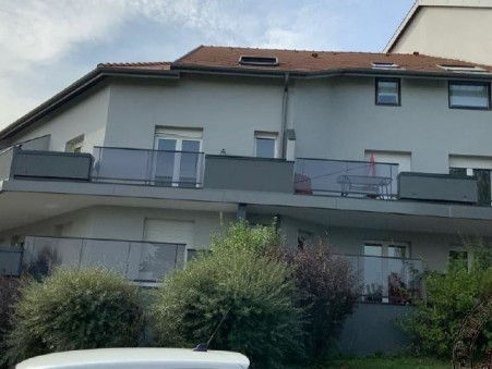 vente appartement Thoiry