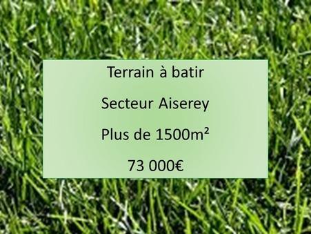 vente terrain Aiserey