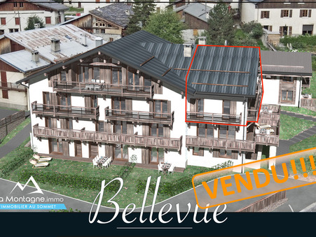 vente appartement peisey nancroix