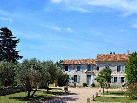 vente maison ARLES 2 740 000€