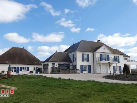 vente propriete Pouilly en auxois  749 000€