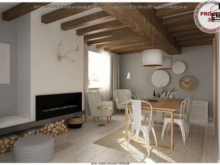 vente maison GALLARDON  162 180€