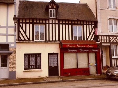 vente maison lisieux