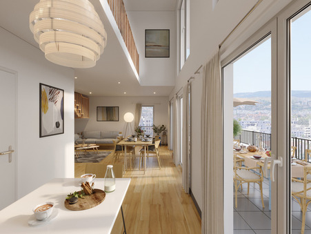 vente neuf LYON 8e arrondissement  234 000€