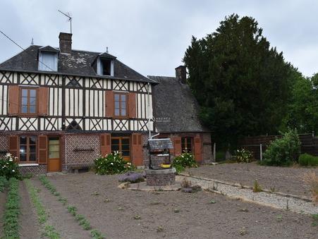 vente maison doudeville