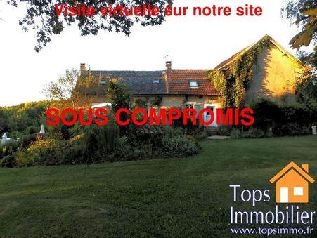 vente maison Morlhon le haut