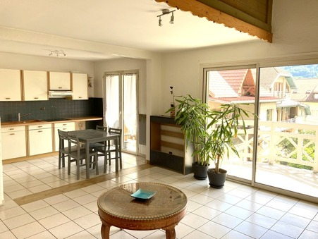 vente appartement sallanches