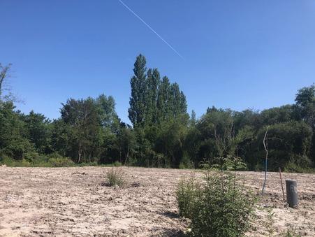 vente terrain Saint-laurent-d-arce