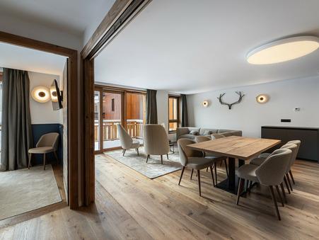 vente appartement Courchevel village