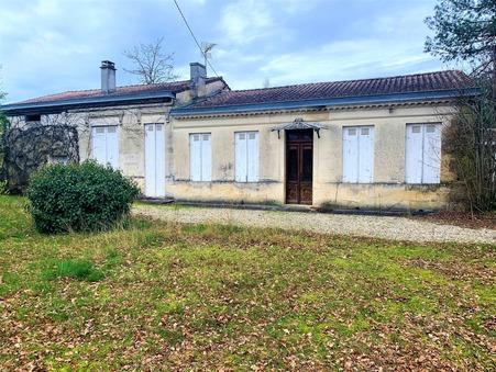 vente maison Arsac