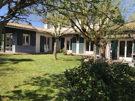 vente maison Salleboeuf