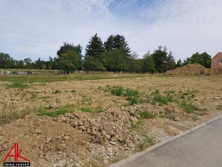 vente terrain Durmenach