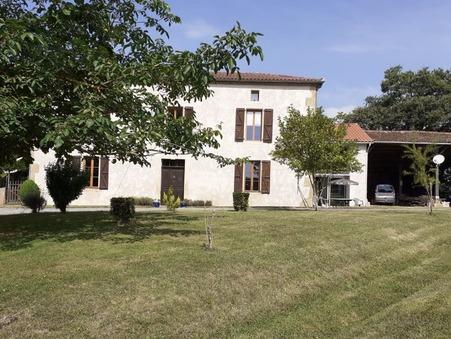 vente maison L'isle en dodon  280 000€