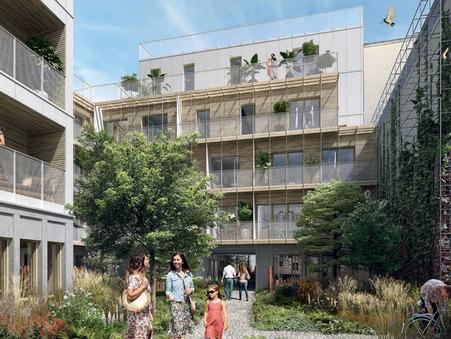 vente neuf Paris 20eme arrondissement