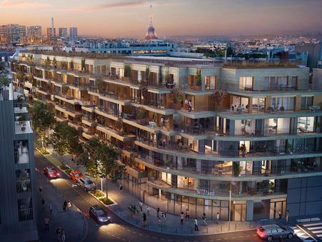 vente neuf Paris 15eme arrondissement
